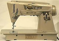 Singer Model 500 Sewing Machine - The Rocketeer